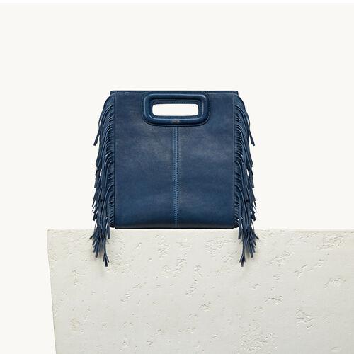 M Tasche aus Lammleder - Taschen - MAJE
