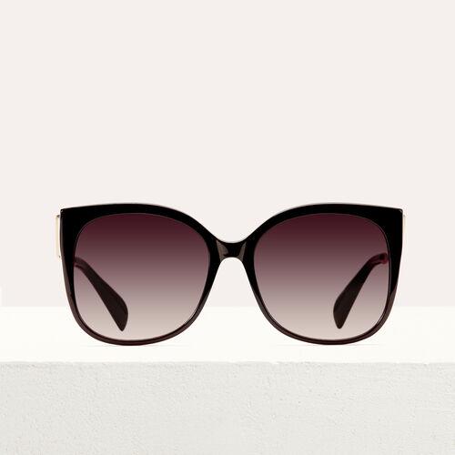 마쥬 MAJE SG010757 Sonnenbrille im Retrostil - See all