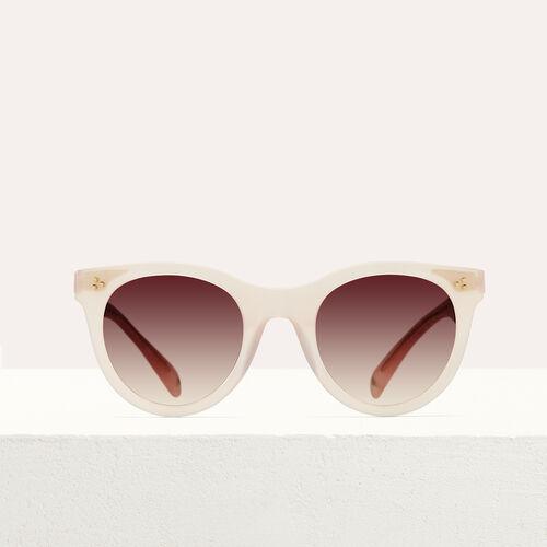 마쥬 MAJE SG010748 Sonnenbrille aus Acetat - See all