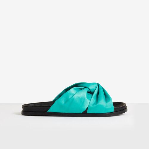 Flache Sandalen - Schuhe - MAJE