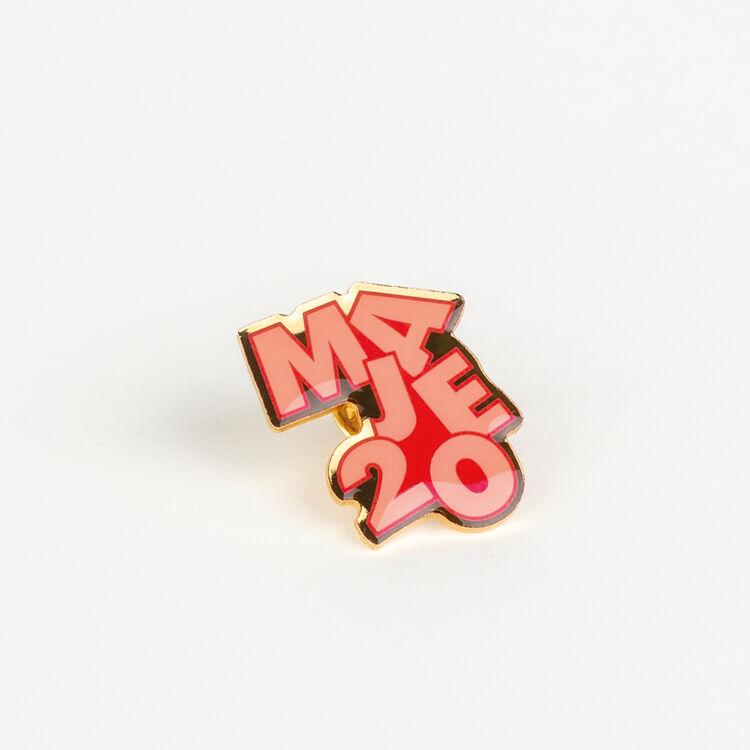 Pins X 20 jahre : Alles einsehen farbe Mehrfarbigen