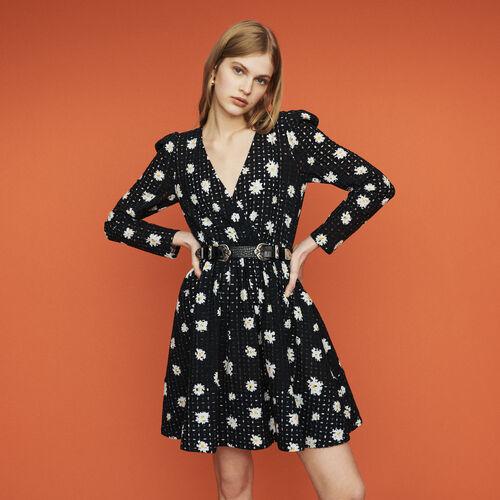 Margeriten Guipure Kleid : Kleider farbe IMPRIME