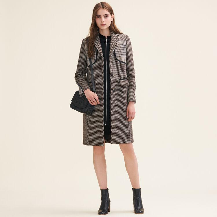 Kleid mit Reißverschluss : Kleider farbe Schwarz