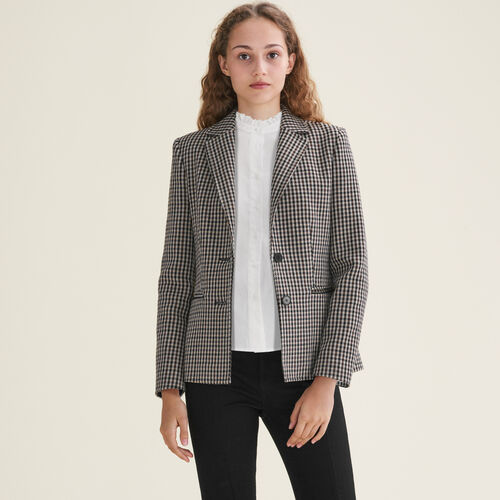 Taillierte Kostümjacke - Blazers - MAJE