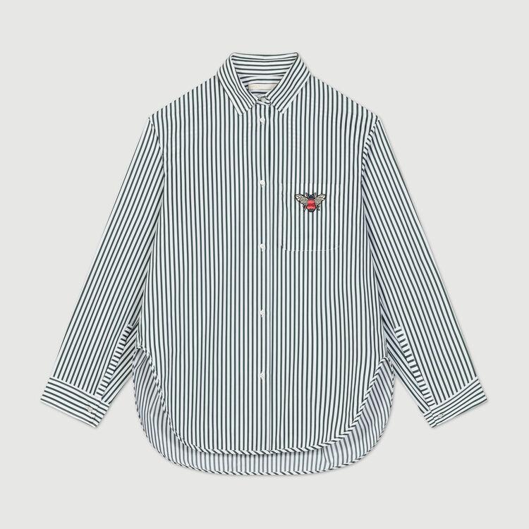 Striped shirt : Hemden farbe Gestreift