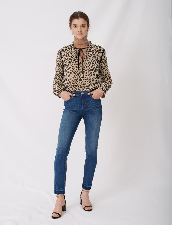 Basic Slim Jeans - Hosen & Jeans - MAJE