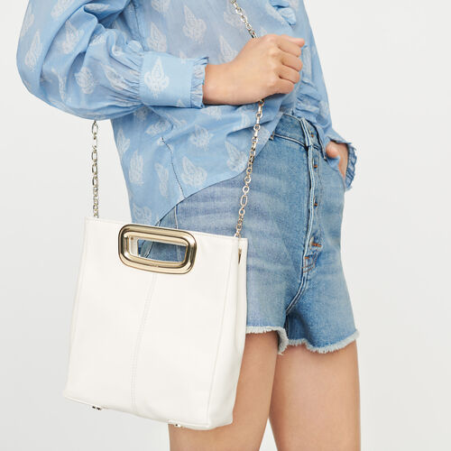 Denim short : Röcke & Shorts farbe Blau