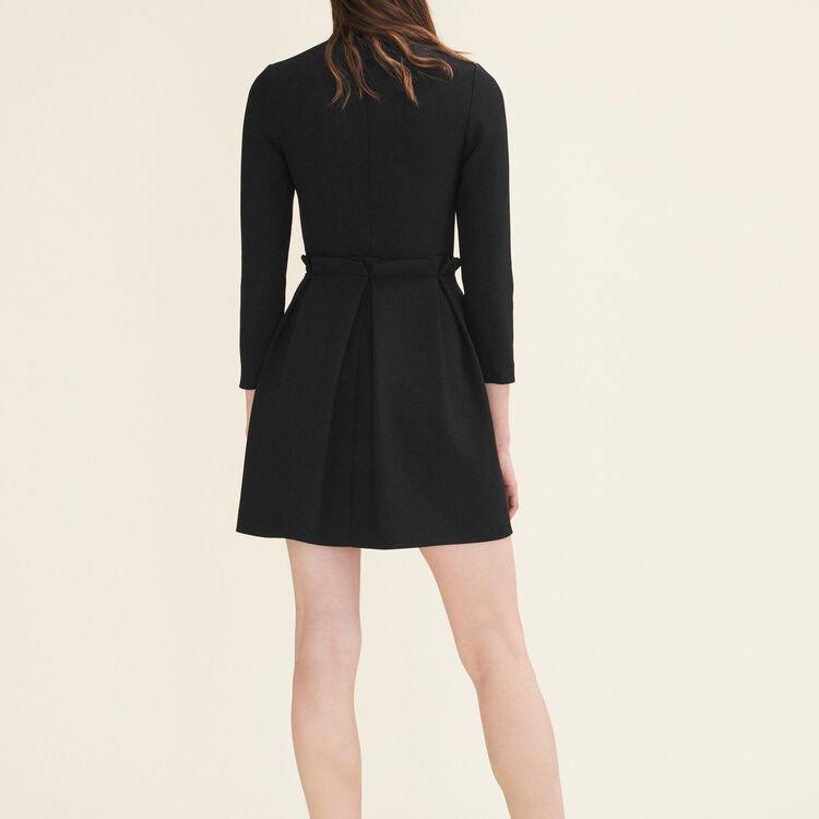 Kleid mit Reißverschluss : Kleider farbe