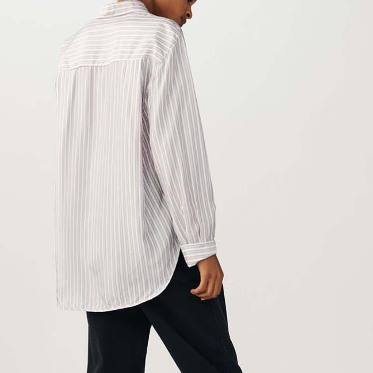 Striped shirt : Hemden farbe Gestreift