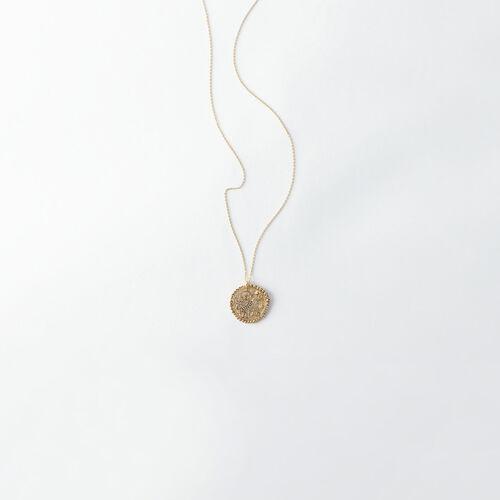 Collier Sternzeichen Stier : Alle Accessoires farbe Antik Messing