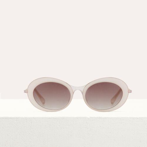 """Sonnenbrille """"Schmetterlinge"""" : Brillen farbe Rosa"""