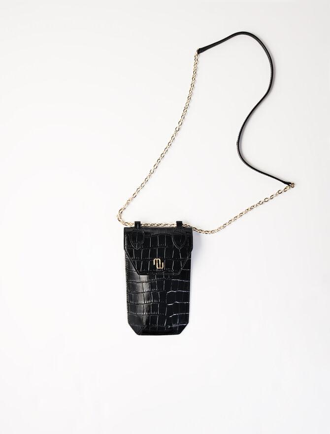 Telefontasche in Kroko-Optik - Arlissa's story - MAJE