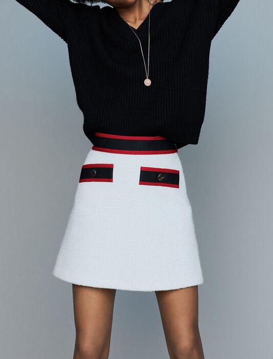 Oversize-Pullover aus Mischwolle : Neue Kollektion farbe Schwarz