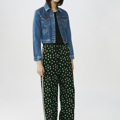 Printed  trousers : Hosen farbe IMPRIME
