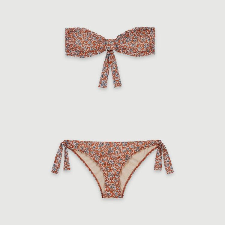 Büstenhalter und höschen : Die ganze Kollektion farbe Terracotta