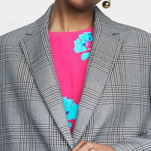 Prince-of-Wales-Blazer : Blazers farbe CARREAUX