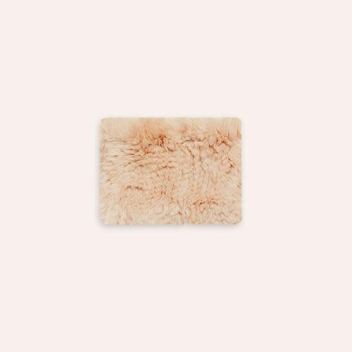 Schal aus Kaninchenpelz - Schals & Rundschals - MAJE