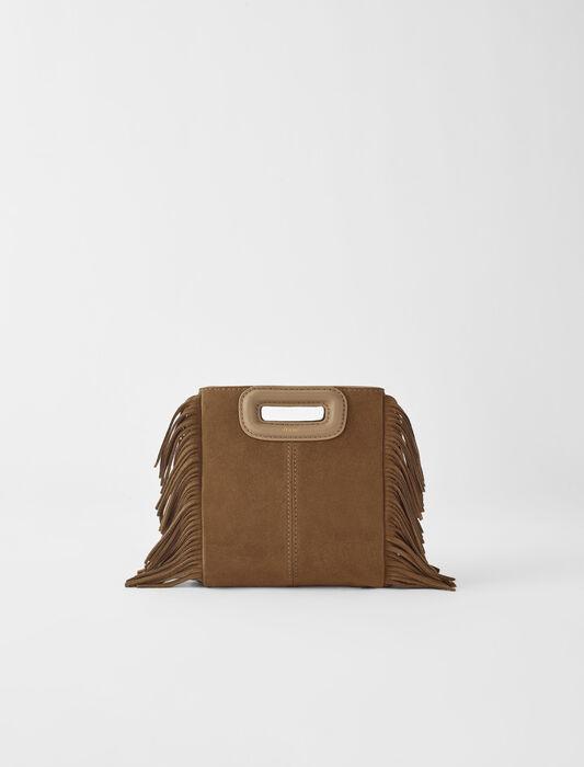 M Mini-Tasche mit Kette : Alle Taschen farbe Camel