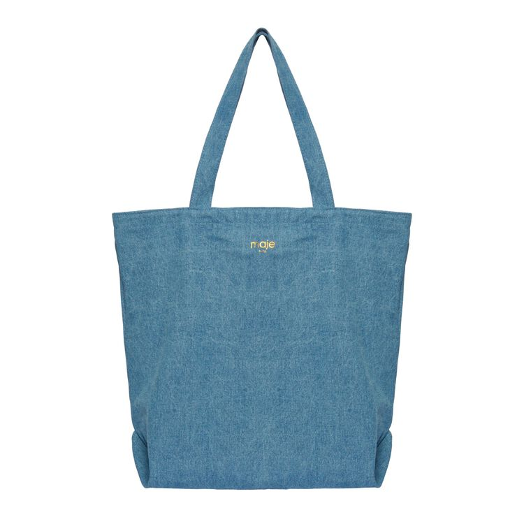Shopping bag : Gift with purchase farbe Denim