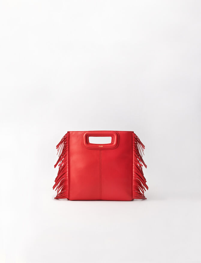 M Mini Leder Tasche -  - MAJE