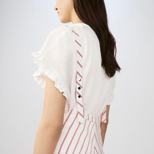 Striped skirt : Kleider farbe Gestreift