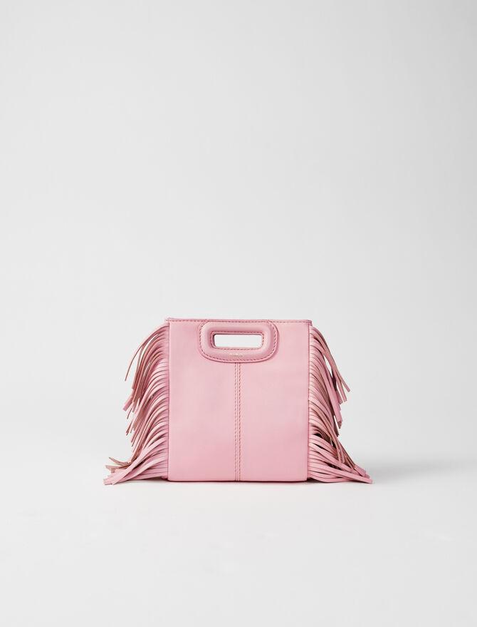 M Mini-Tasche aus Leder - M Tasche - MAJE