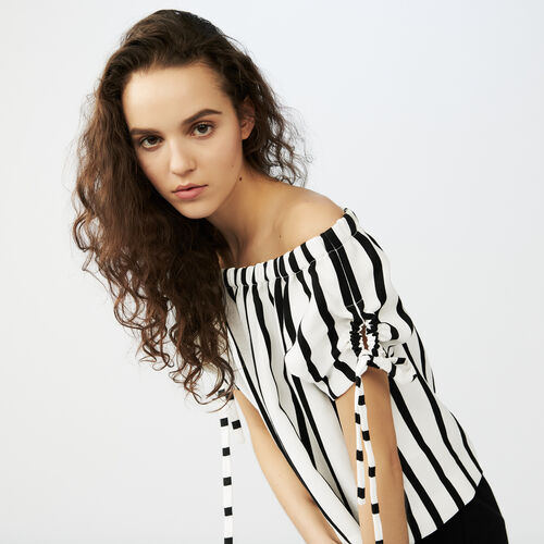 Striped top : Tops farbe Gestreift
