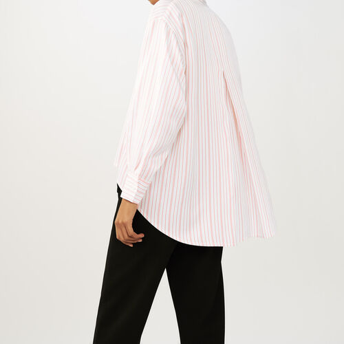 Striped shirt : Tops farbe Gestreift