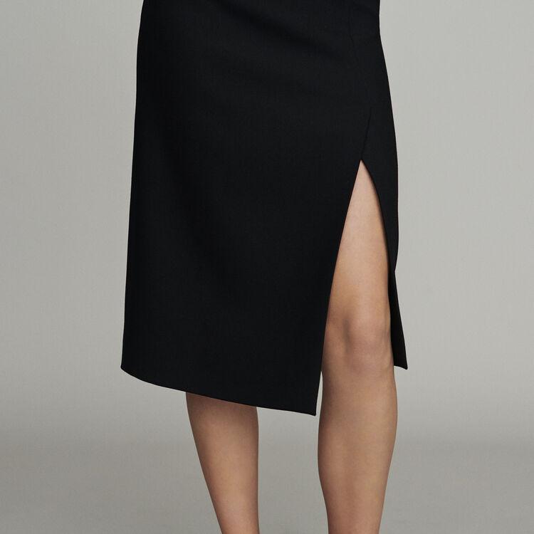 Pencil skirt : Röcke & Shorts farbe Schwarz