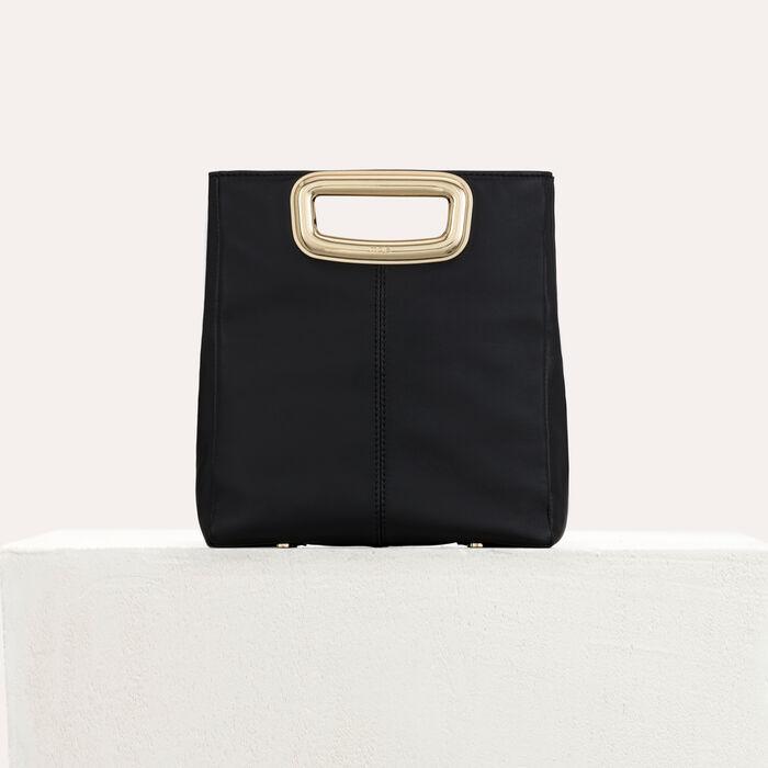 M Mini SKin Clutch aus Leder : M Skin farbe Schwarz