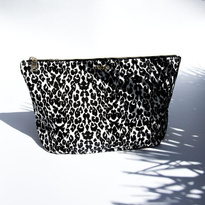 Kosmetikkoffer : Gift with purchase farbe Weiss/Schwarz