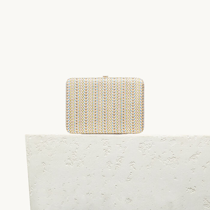 Clutch : Gift with purchase farbe Mehrfarbigen