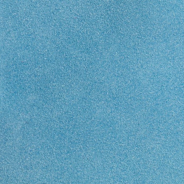 M-Tasche aus Wildleder : null farbe Blau