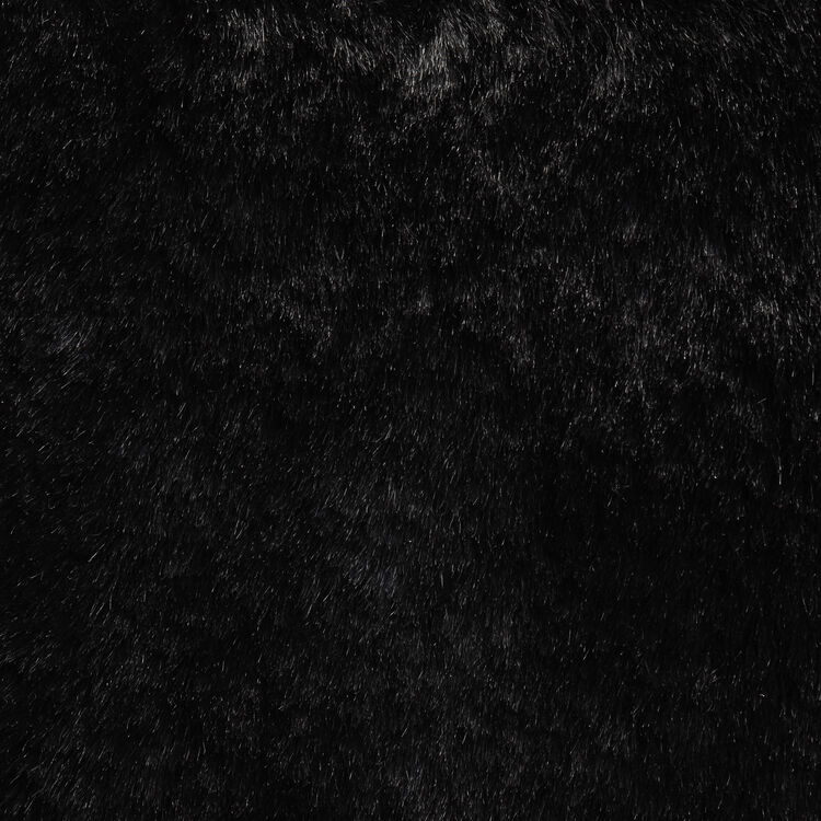 M-Tasche aus edlem Fell : M Tasche farbe Schwarz