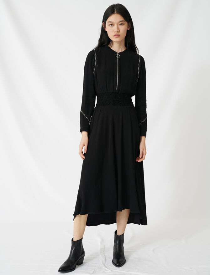 Robe manches longues - Kleider - MAJE