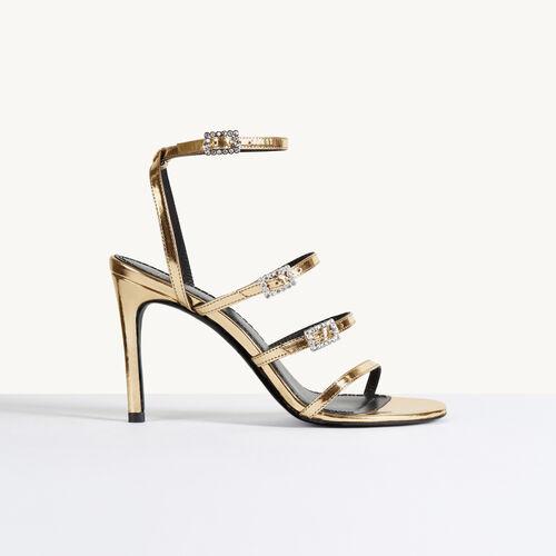 Absatzsandalen - Schuhe - MAJE