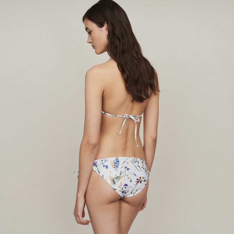 Bikini mit Dreieckigem Print : Alles einsehen farbe IMPRIME