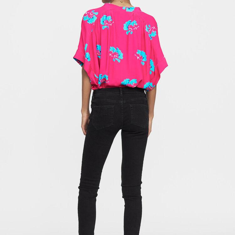 Skinny Jeans : Jeans farbe Anthrazit