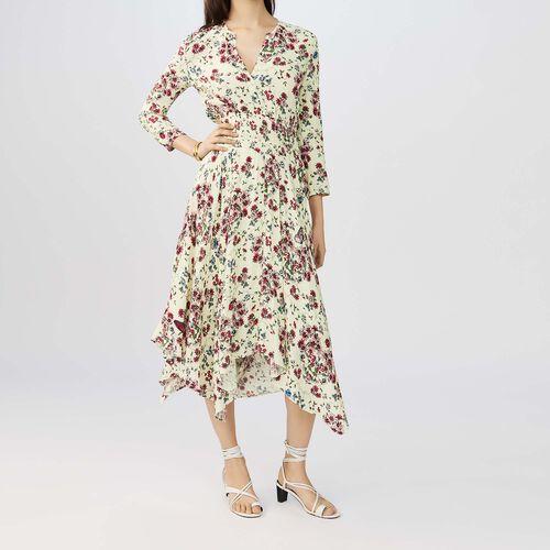 Printed dress : Kleider farbe IMPRIME