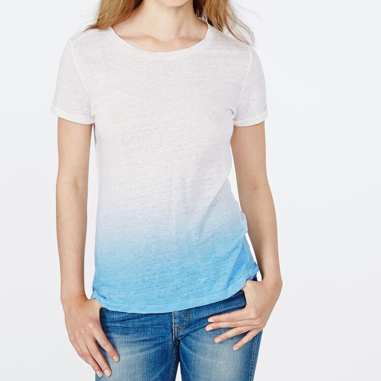 Printed Tshirt - Alles einsehen - MAJE