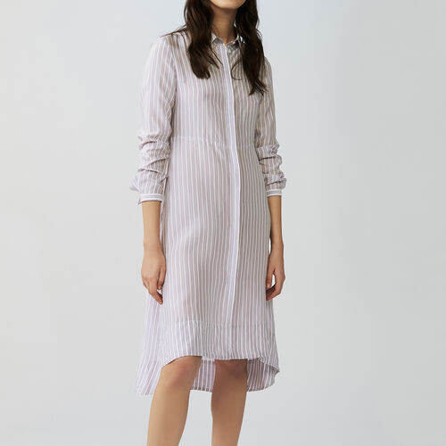 Striped dress : Kleider farbe Gestreift