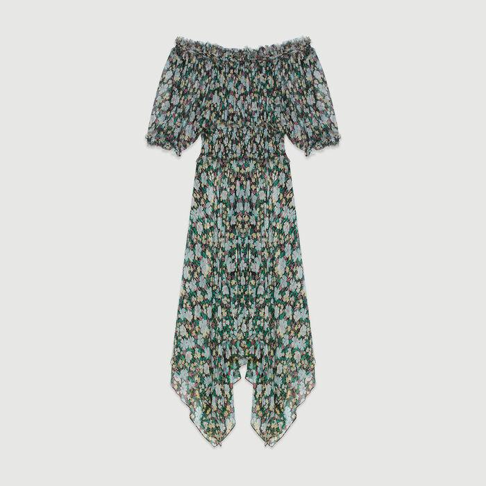 Smocked dress : Alles einsehen farbe IMPRIME