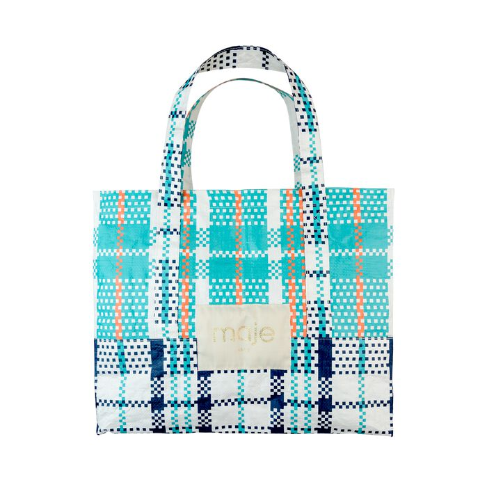 Shopping bag : Gift with purchase farbe Mehrfarbigen