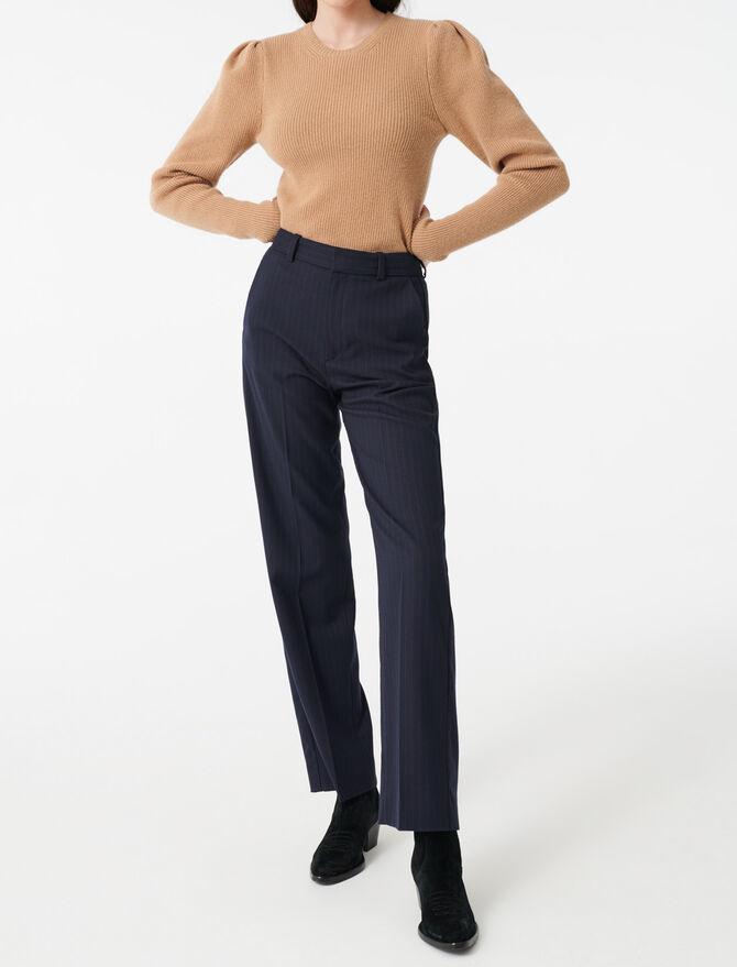 Pullover mit Ballonärmeln - Midseason-Sales_UK_30% - MAJE
