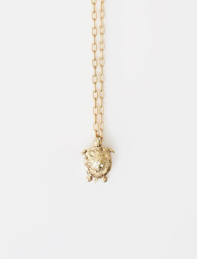 Tierhalskette Schildkröte -  - MAJE