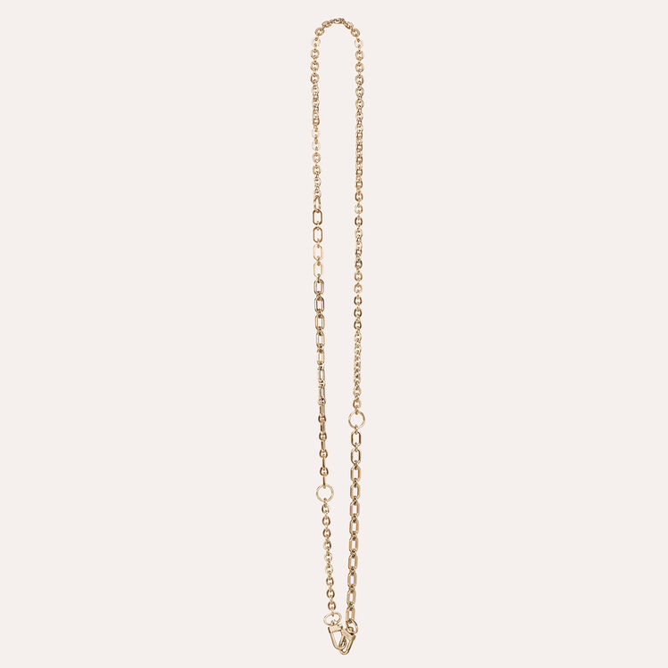 Abnehmbare Kette in gold : ACCESSOIRES farbe OR