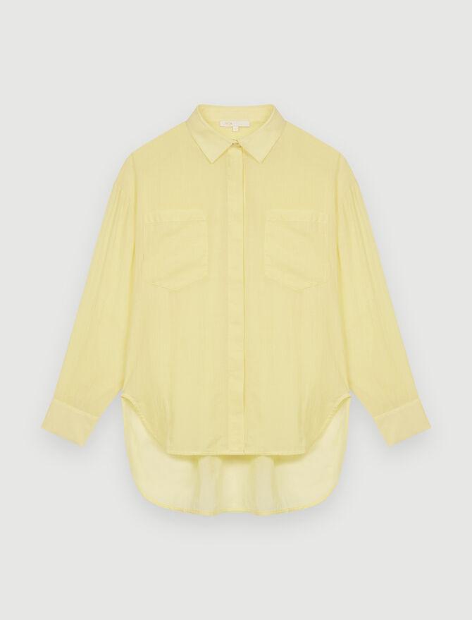 Luftige Bluse - Tops & Hemden - MAJE
