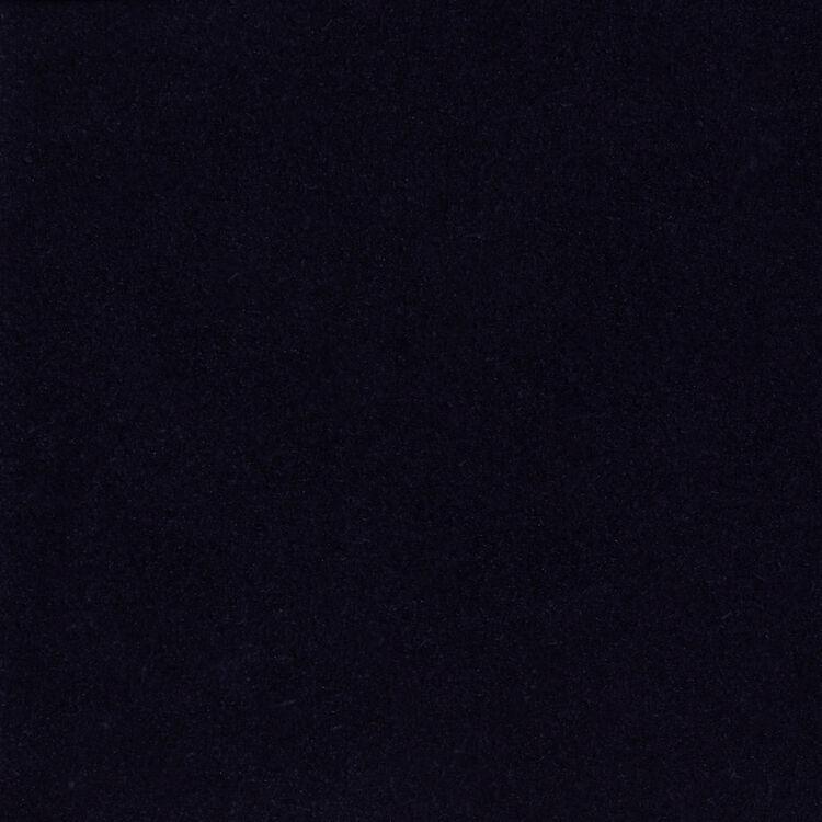 M Duo-Clutch aus Wildleder : M Duo farbe Marineblau
