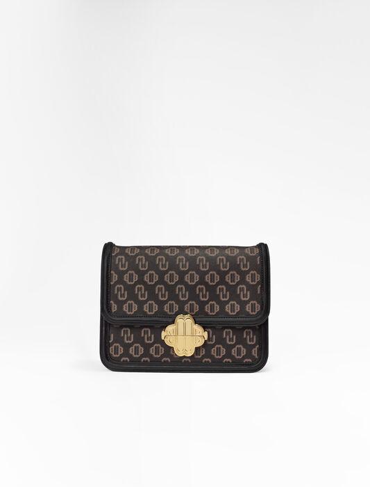 Handtasche Canvas Clover : Neue Kollektion farbe Braun