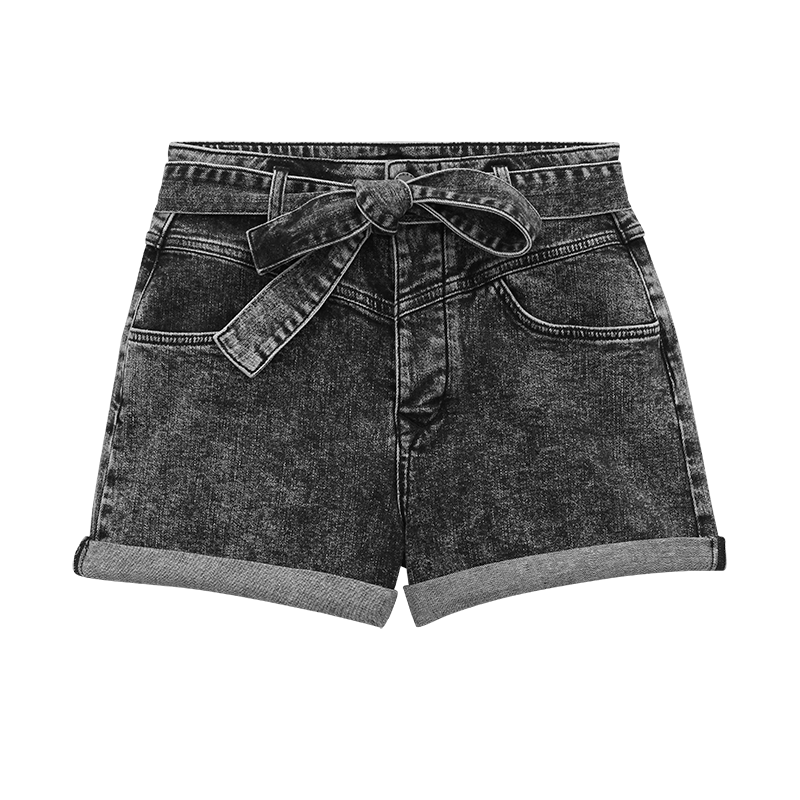 Used Shorts mit Gürtel - Winter Kollektion - MAJE